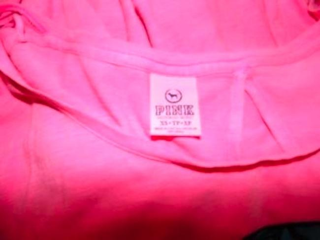 Victoria's Secret Loose Fit Size X-small Cute P87 T Shirt PINK