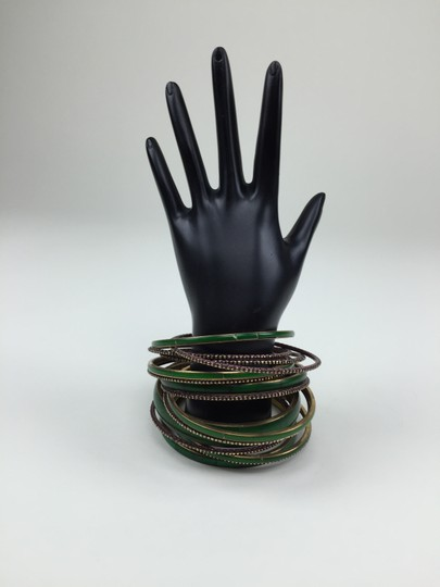 Other Stacked Bamboo Bangles