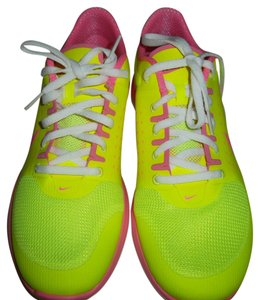 Yellow/Pink Athletic