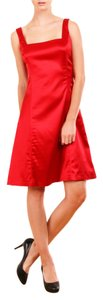 Ralph Lauren Silk Flare Dress