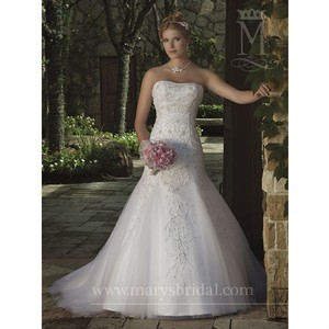 Mary's Bridal Fairy Tale Princess 6131 Wedding Dress