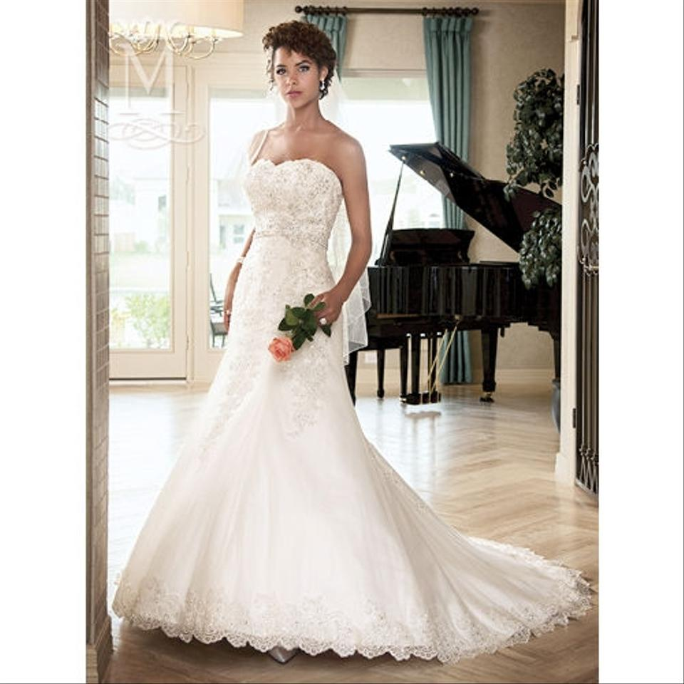 Mary 39 s bridal 6217 wedding dress on sale 40 off for Wedding dress on sale
