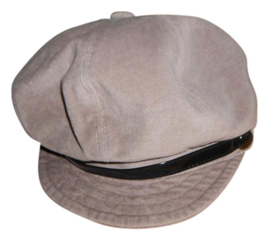 AUGUST LIGHT TAUPE AUGUST HAT W/SATIN LINING