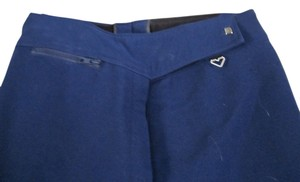 Obermeyer Stretch Warm Winter Athletic Pants NAVY BLUE