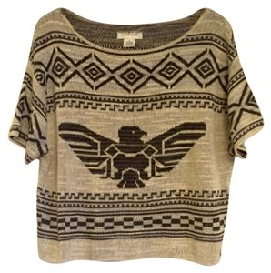 Ralph Lauren Aztec Eagle Boho Tribal Southwest Rl Sweater