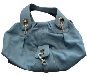 Gustto Satchel in blue
