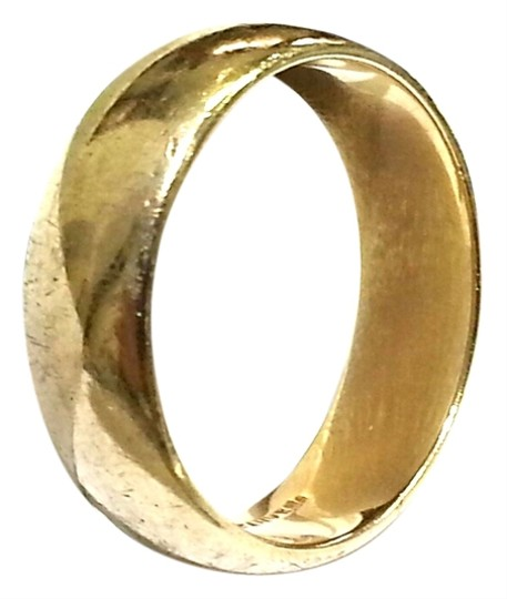 Preload https://img-static.tradesy.com/item/8319673/tiffany-and-co-co-vintage-14-karat-yellow-gold-men-s-band-size-95-ring-0-3-540-540.jpg