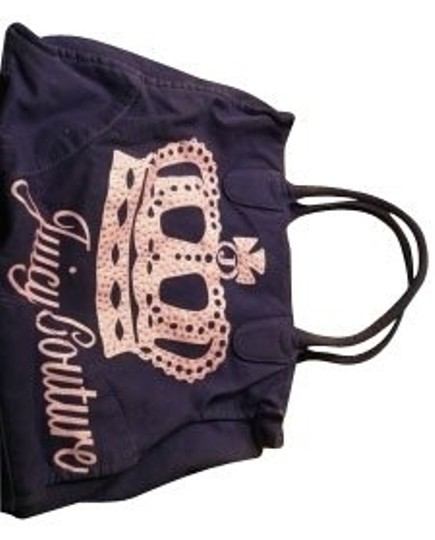 Preload https://item3.tradesy.com/images/juicy-couture-navy-blue-tote-832-0-0.jpg?width=440&height=440