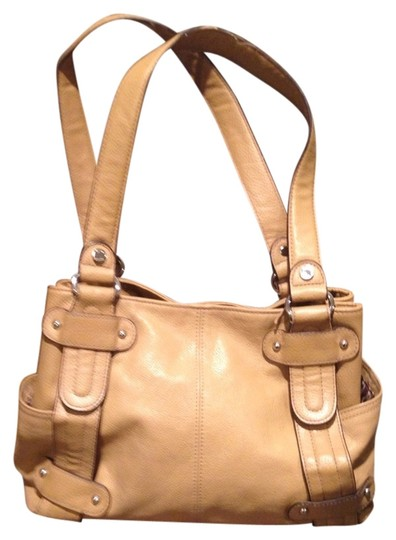 Preload https://item4.tradesy.com/images/tignanello-leather-satchel-purse-caramel-brown-shoulder-bag-832093-0-0.jpg?width=440&height=440