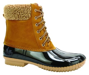 Red Circle Footwear Casual Lace Up Fall Winter Wheat Boots