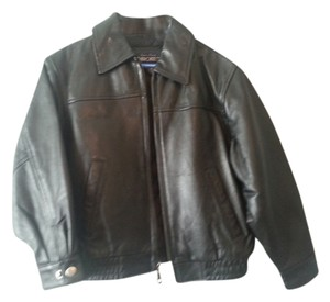 Authentic Original CHEROKEE Leather Lined Leather Jacket