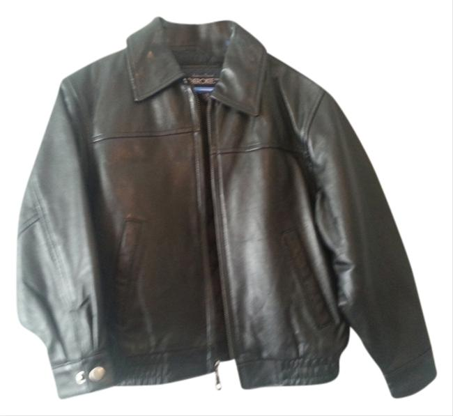 Authentic Original CHEROKEE Lined Leather Jacket