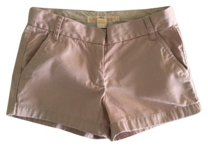 J.Crew Mini/Short Shorts Mauve