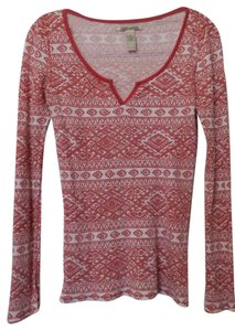 Lucky Brand Thermal Cotton Sweater