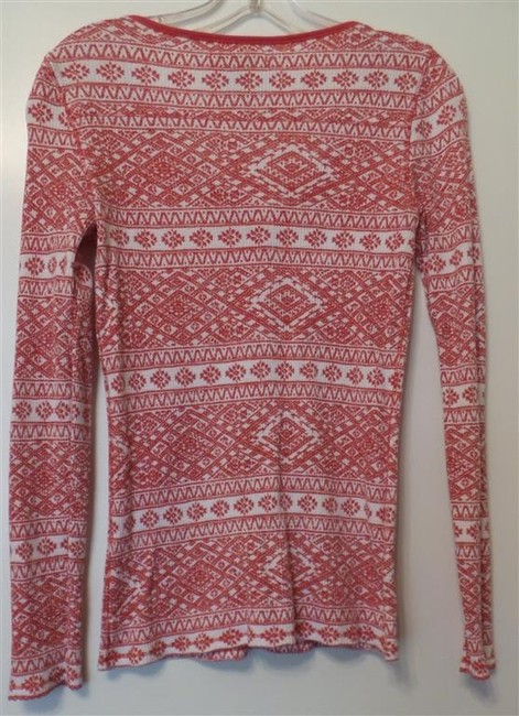 Lucky Brand Thermal Cotton Long Sleeve Knit Sweater