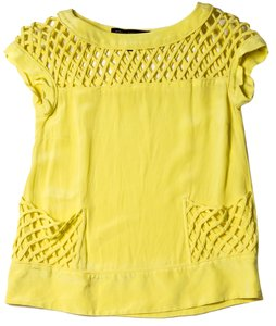 Marc Jacobs Top Yellow