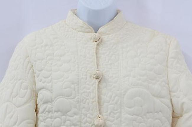 THE NICE CO. Vintage Quilted BEIGE Jacket