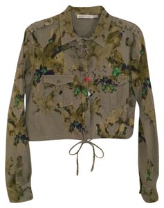 See by Chloé Button Down Shirt Green
