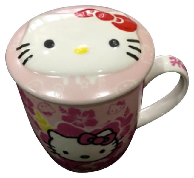 Item - White/Pink Mug Set.