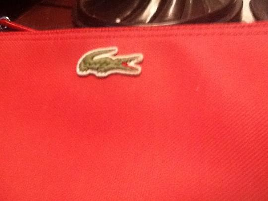 Lacoste Red Red Wallet Wristlet