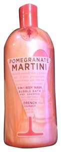 Bath and Body Works Bath & Body Works Temptations Pomegranate Martini 3-in-1 Wash