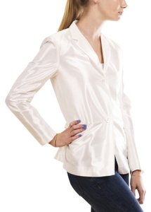 Jil Sander Blazer Evening White Jacket