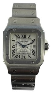 Cartier Men's Santos Galbee Watch