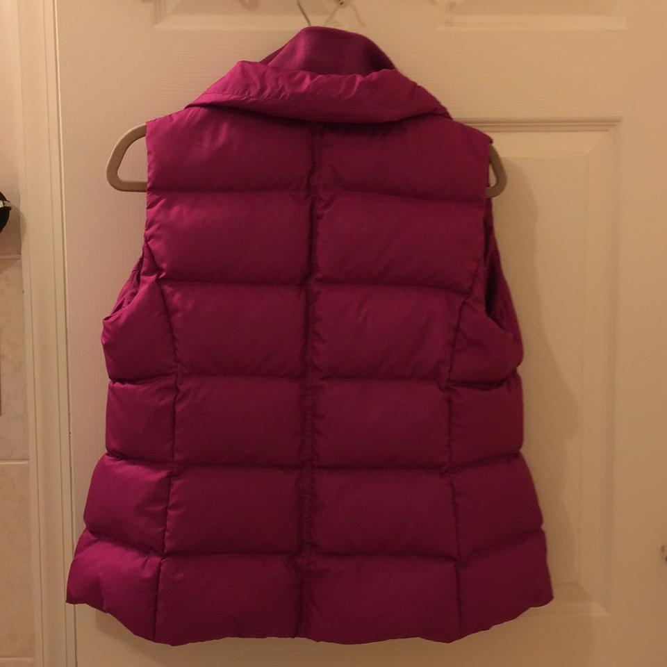 e9f663bfd Pink Down Puffer Down Vest