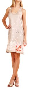 Stella McCartney short dress Champagne Sleeveless on Tradesy