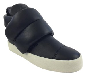 Giuseppe Zanotti Black leather Women Sneakers Athletic
