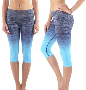 Other High Waist Fitness Yoga Sport pants Printed Stretch Cropped Leggings