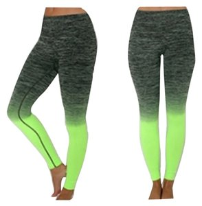 Other Women Long Cropped Leggings Yoga Pants for Gym Fitness Workout Wear Sizes S