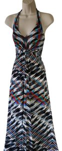 multi color Maxi Dress by Jessica Simpson
