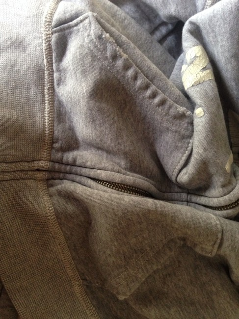 American Eagle Outfitters Gray Jacket