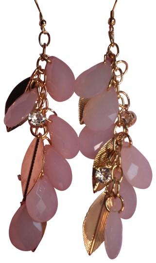 Preload https://item2.tradesy.com/images/new-pink-chroma-crystals-earrings-832876-0-1.jpg?width=440&height=440
