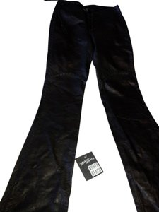 North Beach Leather Pants