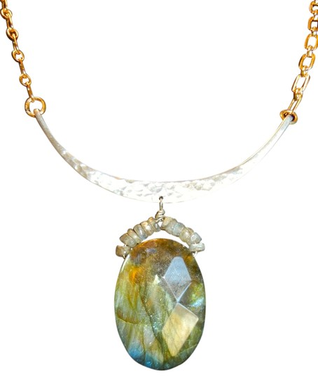 Other Faceted Labradorite Pendant