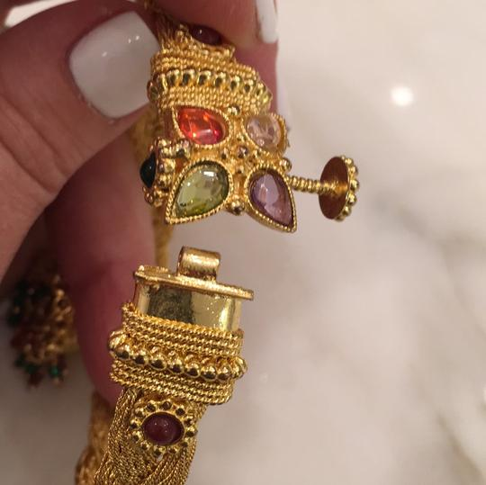 Other Gold-toned Indian bangle