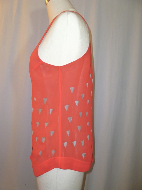 Vena Cava Top Orange