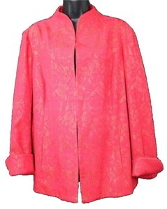 Chico's Jacket RED Blazer
