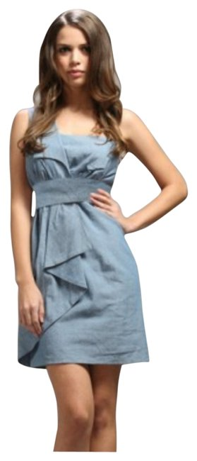 Voom by Joy Han short dress Denim One on Tradesy