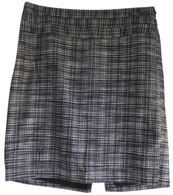 The Limited Skirt black and white