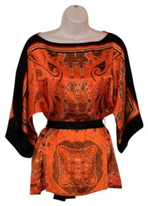 Natori Josie Style T15226 Top Orange