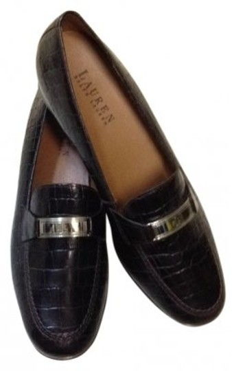 Ralph Lauren brown Flats