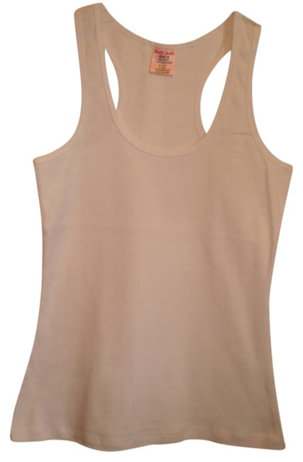 Item - White New Racerback Tank Top/Cami Size 10 (M)