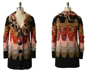 Anthropologie Loops Angles Cardigan Sweater