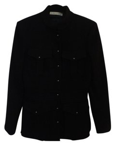 Balenciaga Military Wool Military Jacket