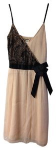 Free People Bridesmaid Wedding Flirty Bow Sequin Dress
