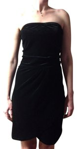 Jack Velvet Elegant Strapless Dress
