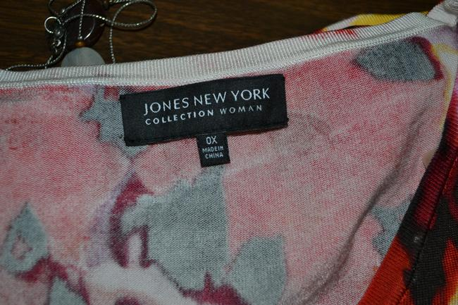 Jones New York Top Multi Colored